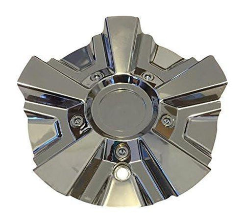 Lexani Strada Massiv PD-CAPSX-P5179 Chrome Wheel Center Cap - The Center Cap Store