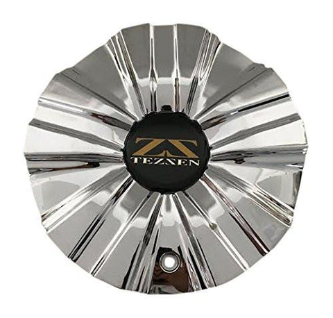 Lexani Tezzen Wheels MS-CAP-L133 Chrome Wheel Center Cap - The Center Cap Store