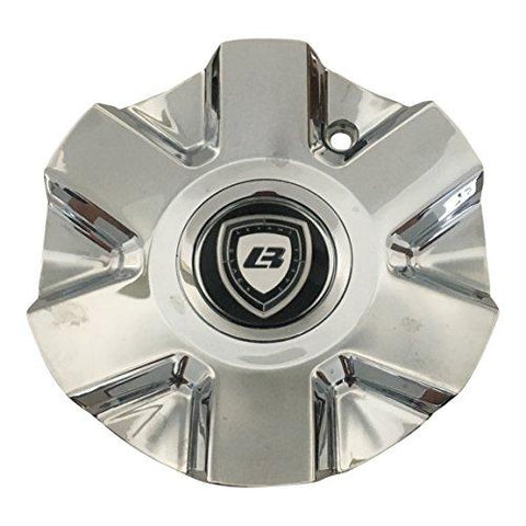Lexani Wheels 012-24/26-CAP USED Chrome Wheel Center Cap - The Center Cap Store