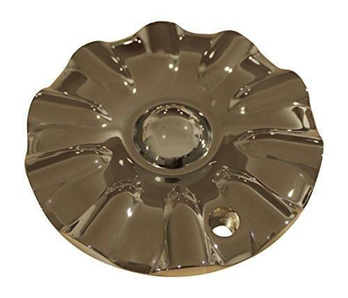 Limited 820 Chrome Wheel Rim Center Cap L820 - The Center Cap Store