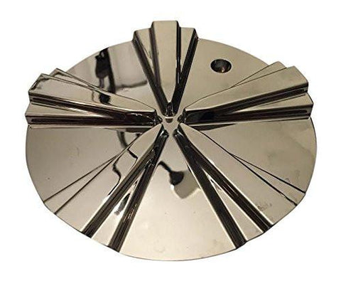 Limited Cabo Wheels C321-1 Chrome Wheel Center Cap - The Center Cap Store