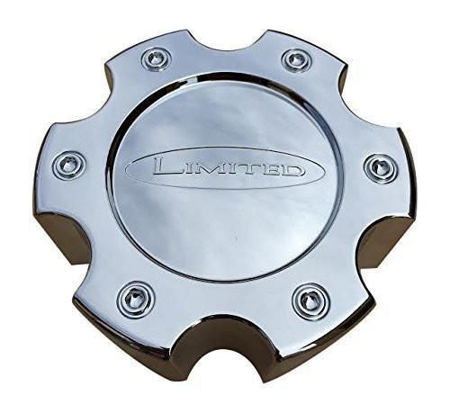 Limited LZ-053-6H-2 S805-10 Chrome Center Cap - The Center Cap Store