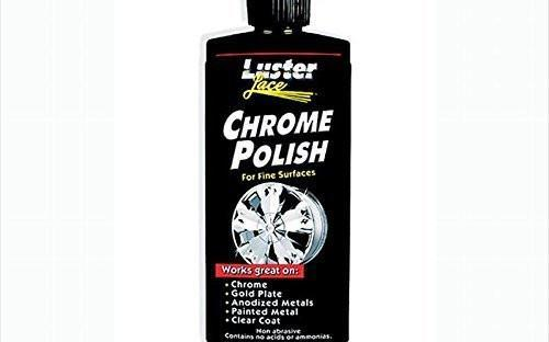 LUSTER LACE CHROME WHEEL POLISH - The Center Cap Store