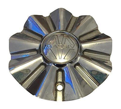 Massiv PD-CAPSX-P9008 LG 1005-16 Chrome Wheel Center Cap - The Center Cap Store