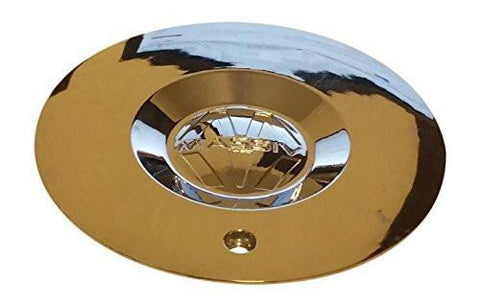 Massiv Wheels P7045-2285 Chrome Wheel Center Cap - The Center Cap Store