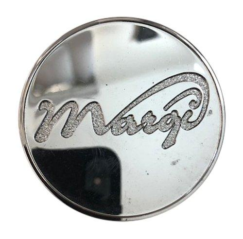 Maya Wheels N SW USED Chrome Wheel Center Cap - The Center Cap Store