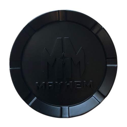 Mayhem Wheels 8300 Prodigy C108300MB01-S BC545 Matte Black Center Cap - The Center Cap Store