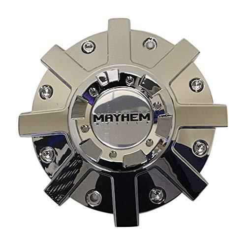 Mayhem Wheels C108107C Chrome Wheel Center Cap - The Center Cap Store