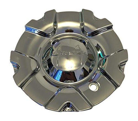 Mazzi 333 Star C10333-CAP Chrome Wheel Center Cap - The Center Cap Store