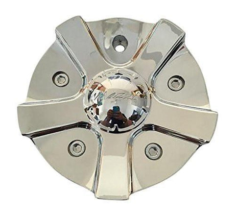 Mazzi 360A-CAP C10360A 51941875F-1 Chrome Wheel Center Cap - The Center Cap Store