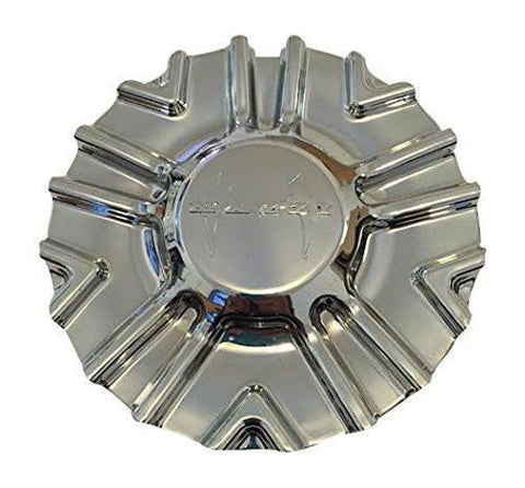 Mazzi 395 Invasion C10395-CAP Chrome Wheel Center Cap - The Center Cap Store