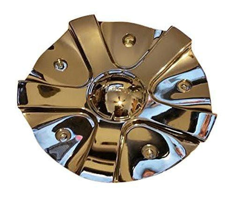 Mazzi C10360 360B-2085CAP Chrome Wheel Center Cap - The Center Cap Store