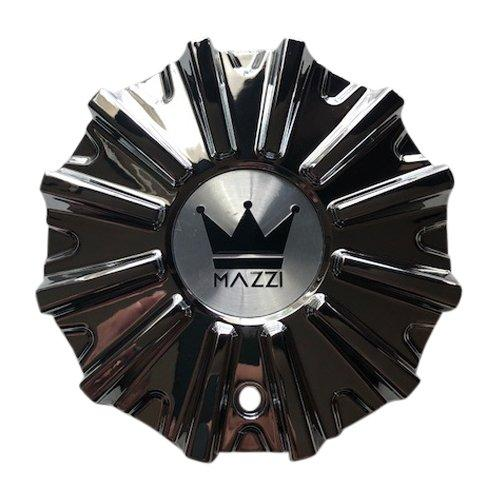 Mazzi Wheels C10341C02-CAP C10D40-C02-CAP Chrome Wheel Center Cap - The Center Cap Store