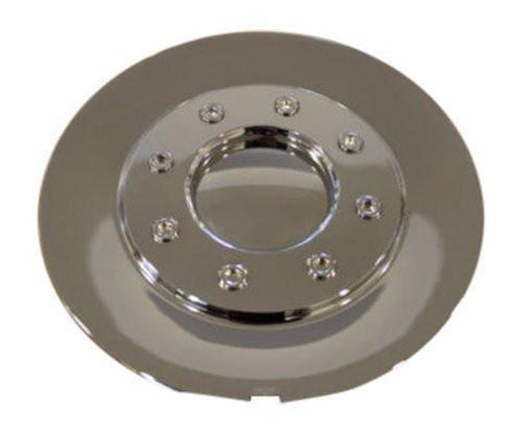 Mega Alloy 834 Chrome Wheel Rim Snap in Center Cap C934-CAP S310-06 5310-06 - The Center Cap Store