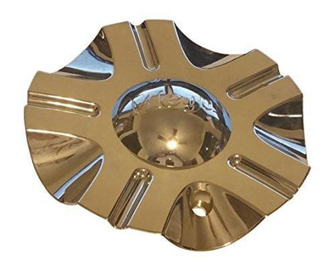Mega Alloy Wheels BDW701A-MEGA Chrome Wheel Center Cap - The Center Cap Store