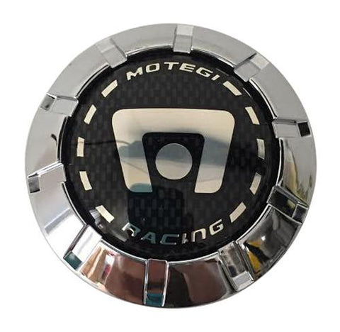 Motegi Racing 105K68MR QT105K68 LG0607-57 Chrome Center Cap - The Center Cap Store