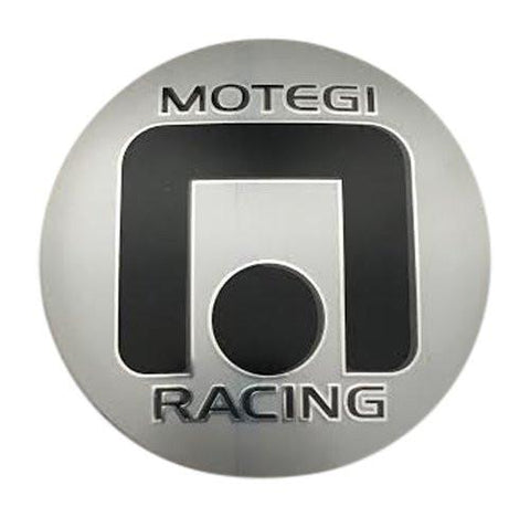 Motegi Racing 2242100003 Silver Wheel Center Cap - The Center Cap Store