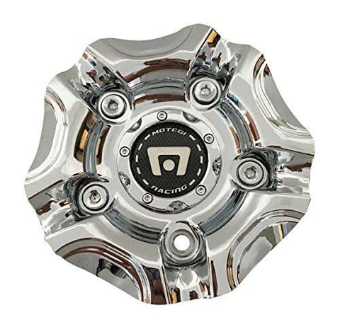 Motegi Racing 22586220011 MR-258-17#18 S511-40 Chrome Wheel Center Cap - The Center Cap Store