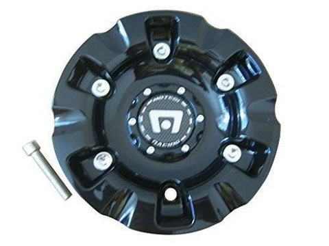 Motegi Racing DP12 Gloss Black Wheel Rim Center Cap MR2390-275 22398200011 - The Center Cap Store