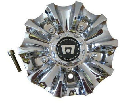 Motegi Racing DP20 Chrome Wheel Rim Center Cap MR-2630 S511-25 22636200011 - The Center Cap Store