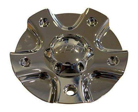MPW 102 Chrome Wheel Rim Center Cap C10202-CAP ZY - The Center Cap Store