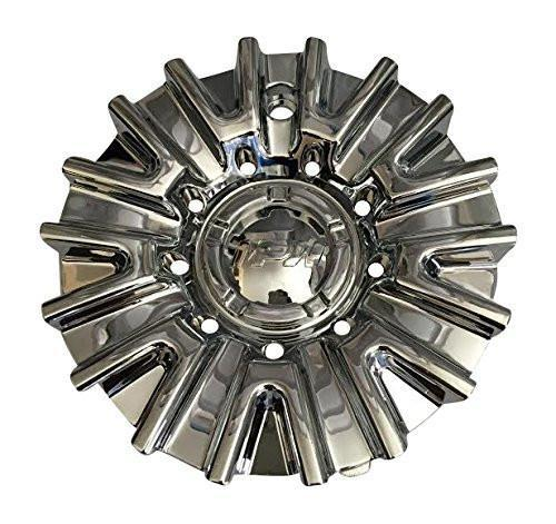 MPW MP108 Chrome Wheel Rim Center Cap C10108C 101N091 LG0810-60 - The Center Cap Store