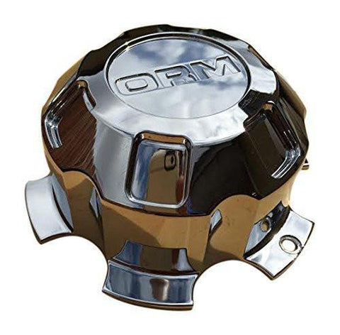 Offroad Mafia ORM C991-1 Chrome Wheel Center Cap - The Center Cap Store