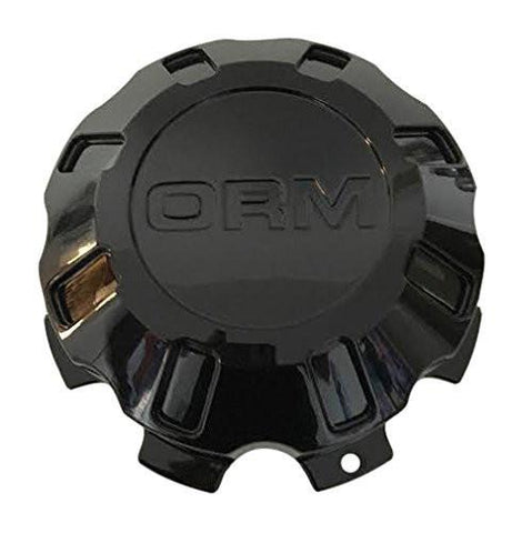 ORM Offroad Mafia C991-3 Black Wheel Center Cap - The Center Cap Store