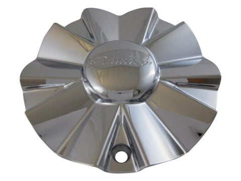 Panther Wheels 245 Sector EMR245-CAP PCW9 Chrome Center Cap - The Center Cap Store
