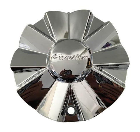 Panther Wheels EMR245-CAP PCW-9 Chrome Wheel Center Cap - The Center Cap Store