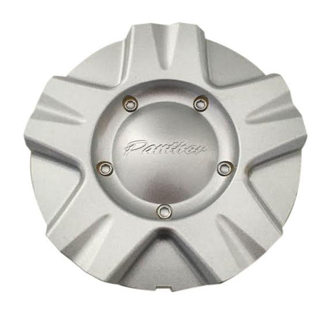 Panther Wheels PCW-12 EMR251-CAP Silver Center Cap - The Center Cap Store