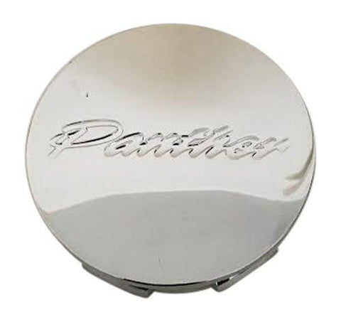 Panther Wheels PCW-3 K59 F109-25 Chrome Wheel Center Cap - The Center Cap Store