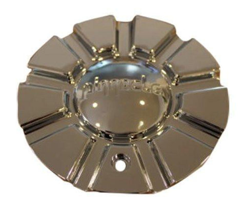 Pinnacle P37 Turbo Chrome Wheel Rim Center Cap Centercap 400-2085-1 - The Center Cap Store