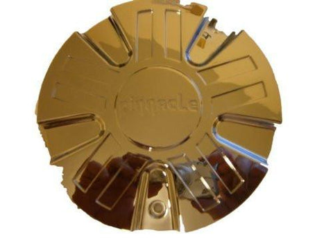 "Pinnacle P40 Venice Chrome Wheel Rim Center Cap Centercap 423S172CAP 6 5/8"" - The Center Cap Store"