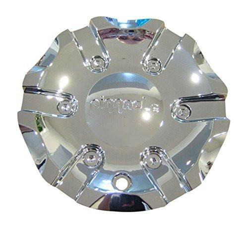 Pinnacle P42 Rio Chrome Wheel Rim Center Cap Centercap 424S165 - The Center Cap Store