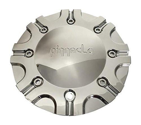 Pinnacle P46 Spade 119S180-S Chrome Wheel Center Cap - The Center Cap Store