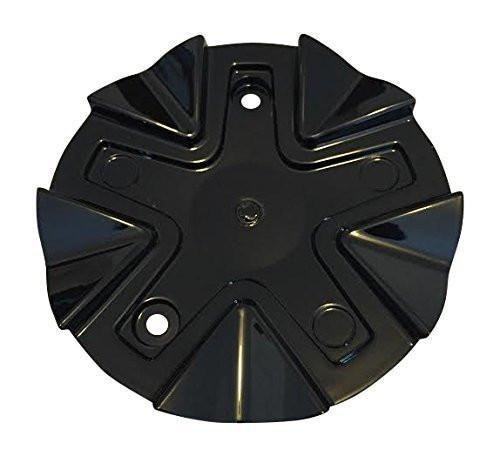 Pinnacle P68 Electra P68-1875-010 Black Wheel Center Cap - The Center Cap Store