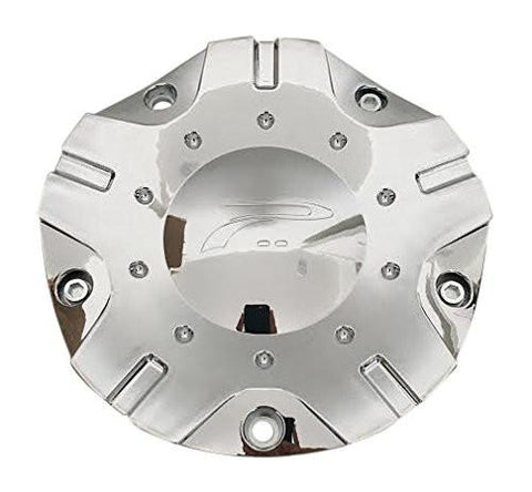 Platinum Wheels 51212085F-1 A89-9083C Chrome Wheel Center Cap - The Center Cap Store