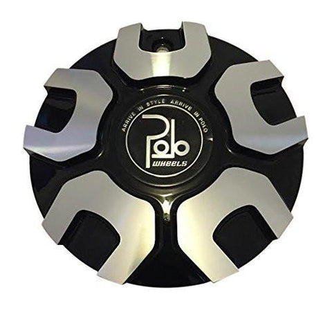 Polo T982-2285-AL Black Wheel Center Cap - The Center Cap Store