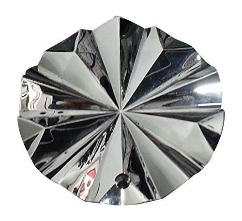 Polo Wheels C-0354 MCD0335YA01 TECTRAN Hydro Chrome Wheel Center Cap - The Center Cap Store