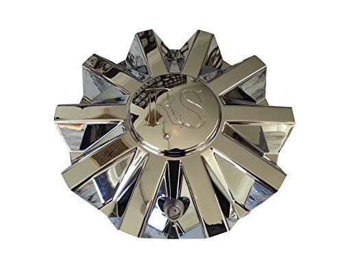 Red Sport 44 Chrome Wheel Center Cap CSRSW44-B1P - The Center Cap Store