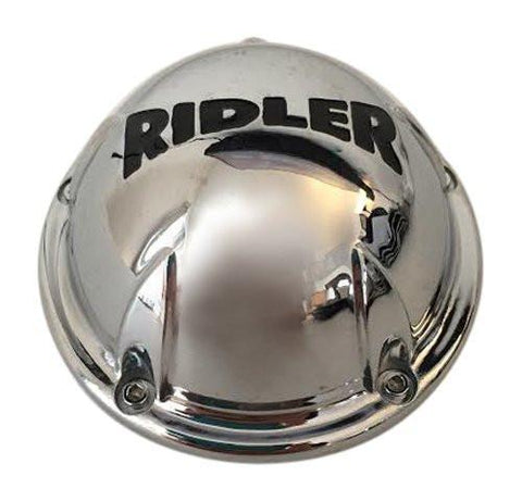 Ridler Wheels C10645C02 C546902CAP Chrome Wheel Center Cap Fits 18 and 20 Inch - The Center Cap Store