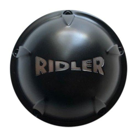 Ridler Wheels C10695MB 57492085F-4 Matte Black Center Cap - The Center Cap Store
