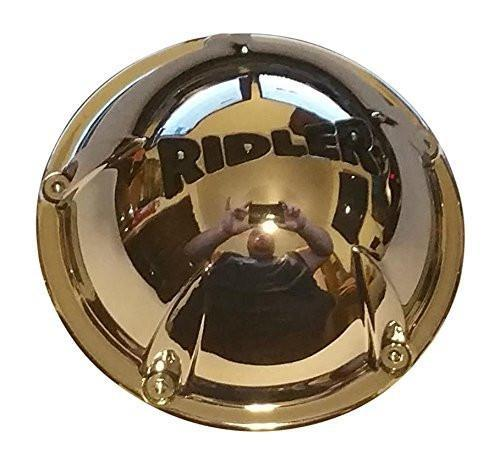 Ridler Wheels C524101CAP Chrome Wheel Center Cap - The Center Cap Store