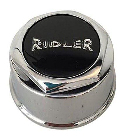 Ridler Wheels C569301 C569301C C10675 MC675N101 LG1404-08 Chrome Wheel Center Cap - The Center Cap Store