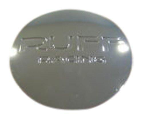 Ruff Racing Snap In Chrome Wheel Rim Center Cap C106-1 - The Center Cap Store