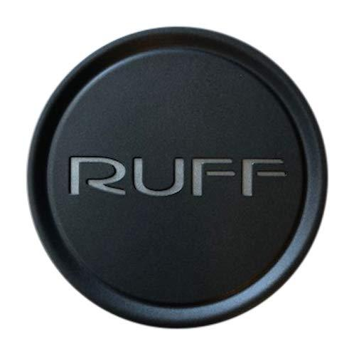 RUFF Racing Wheels R2 S215K68 (FB) RR2GS Gun Metal Center Cap - The Center Cap Store
