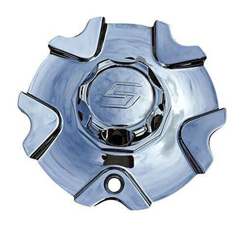 Sacchi C10245 LG0512-17 Chrome Center Cap - The Center Cap Store
