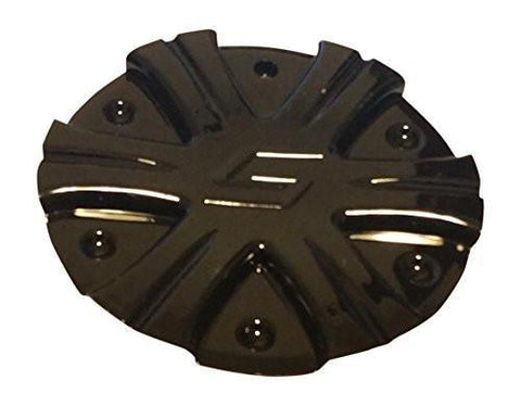 Sacchi C10275-2 Black Wheel Center Cap - The Center Cap Store