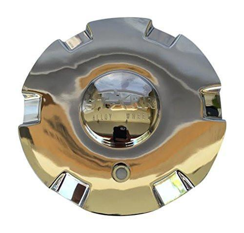 Starr Alloy 288 Spyder CAP288L160 Chrome Wheel Center Cap - The Center Cap Store